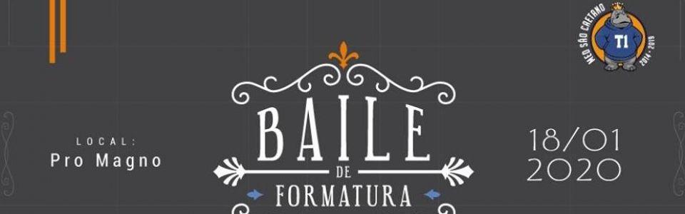 Baile de Formatura Universidade Municipal de São Caetano do Sul