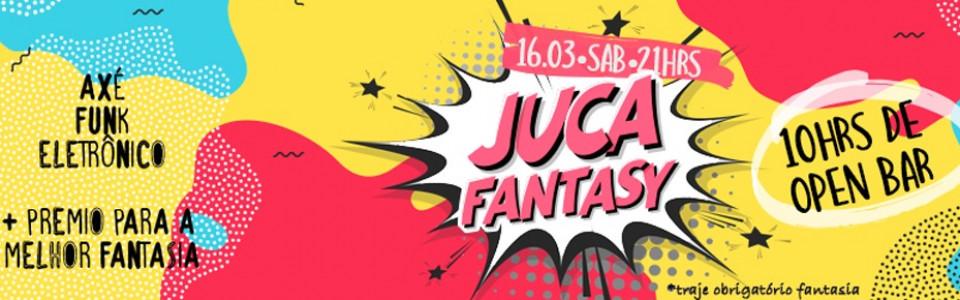 Juca Fantasy - Ressaca de Carnaval 2019