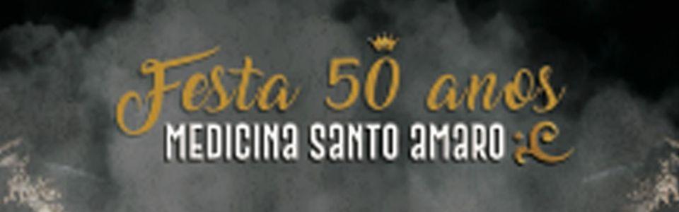 Festa 50 anos - Medicina Santo Amaro