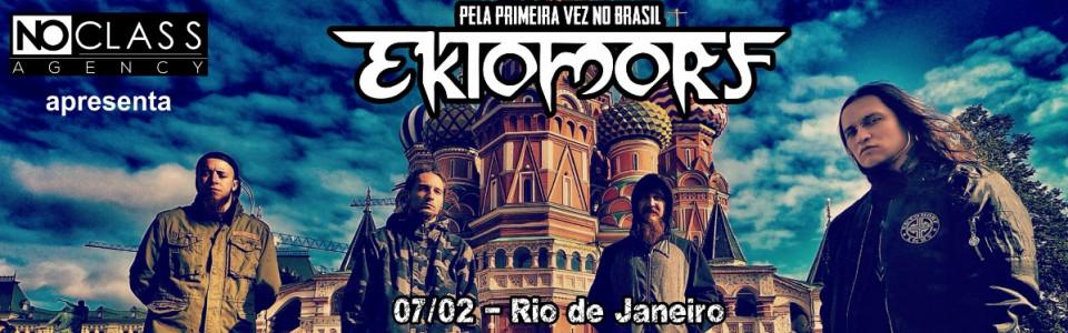 EKTOMORF NO RIO DE JANEIRO