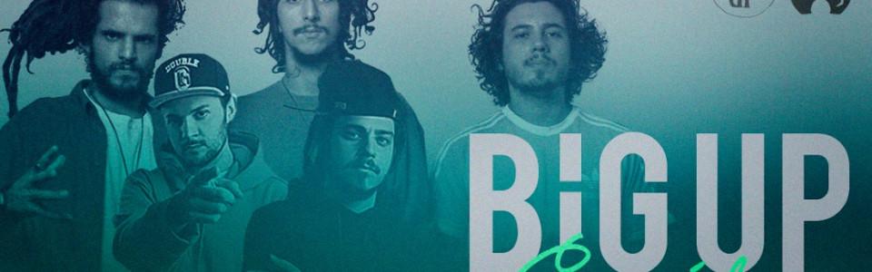 Big Up convida Cidade Verde Sounds (Pocket Show)