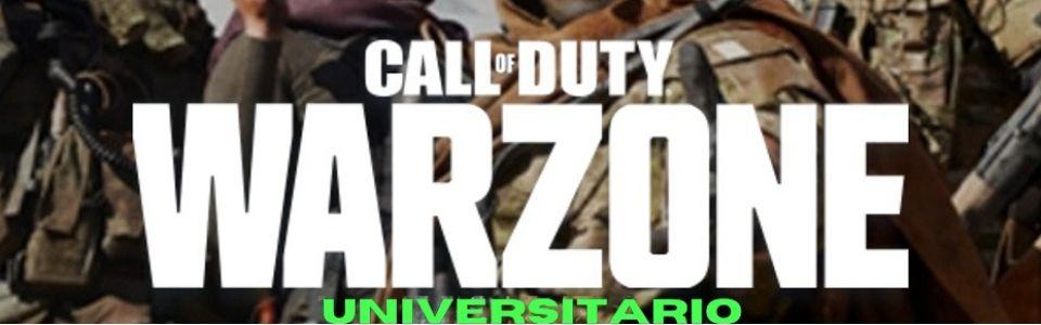 Campeonato Warzone universitário 2ª edição