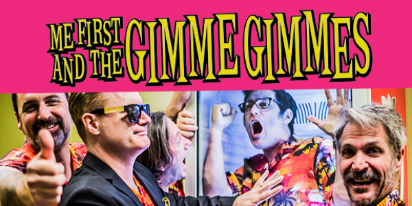 Me First and the Gimme Gimmes em São Paulo