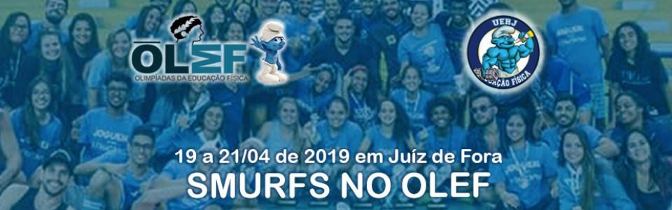 Smurfs no Olef 2019