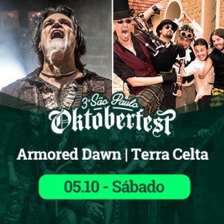 3ª São Paulo Oktoberfest 2019 | Armored Dawn & Terra Celta