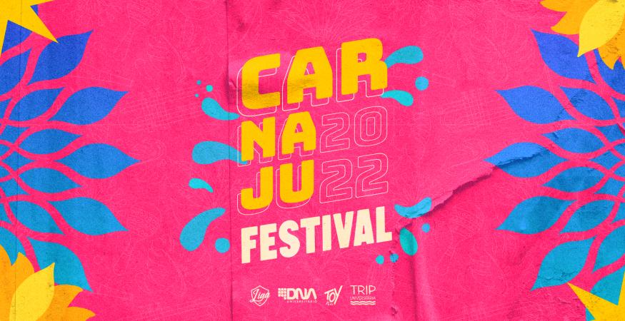 Atlética Comunicação Metô - Carnaju 2022