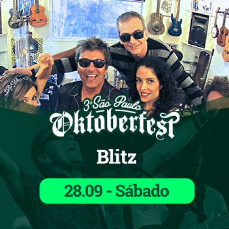 3ª São Paulo Oktoberfest 2019 | Blitz