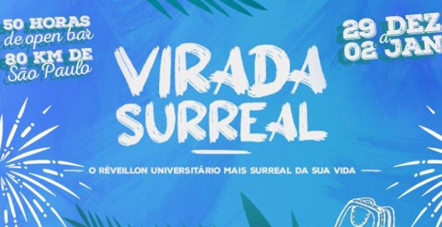 VIRADA SURREAL 2022 - Atlética Direito FMU