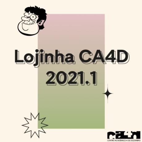 Lojinha CA4D 2021.1