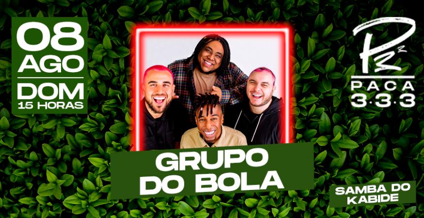 Grupo do Bola - 08/08