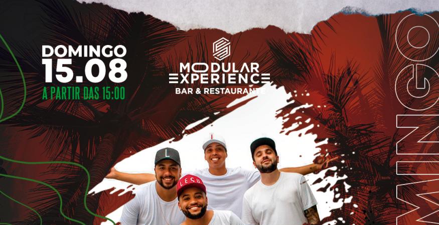 Modular Experience | Domingo (15/08)