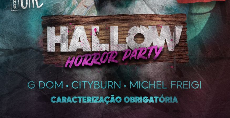 Hallow- Horror Party