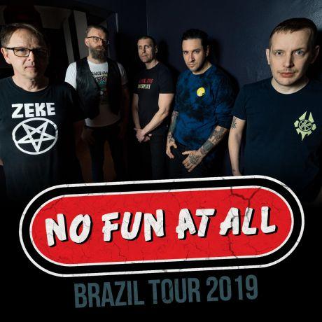 No Fun At All em Curitiba