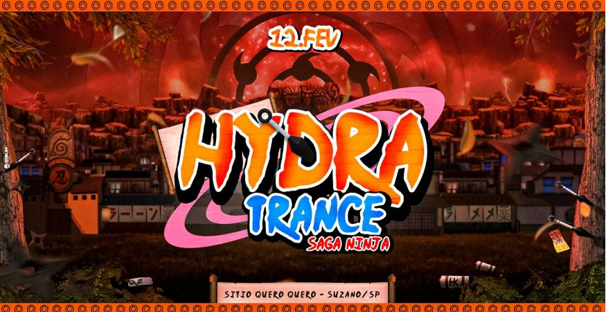 HYDRA Trance : Saga Ninja