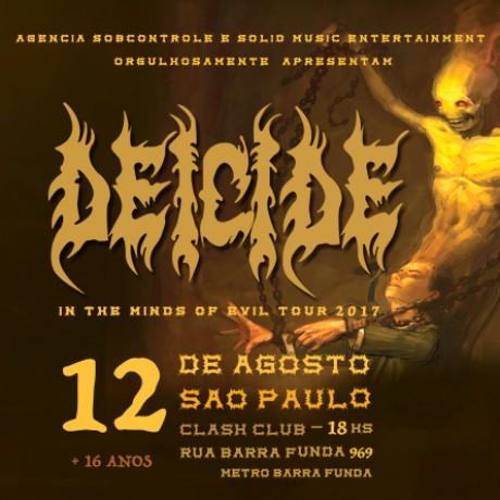 Deicide São Paulo