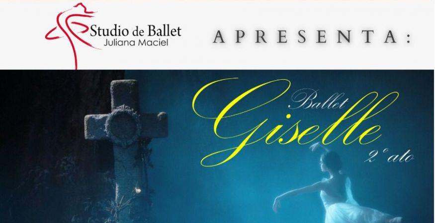 Studio de Ballet Juliana Maciel  Apresenta  Gala e Formatura 2021 e Ballet Gisele II Ato.