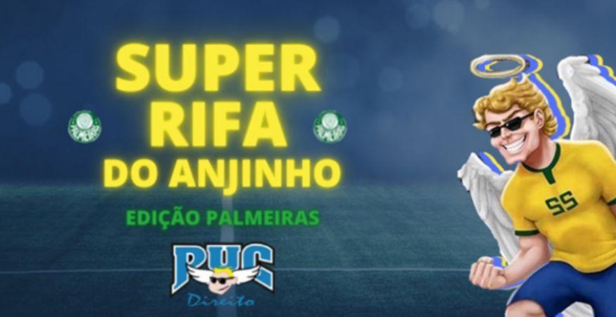 SUPER RIFA DO ANJINHO - EDIÇÃO PALMEIRAS