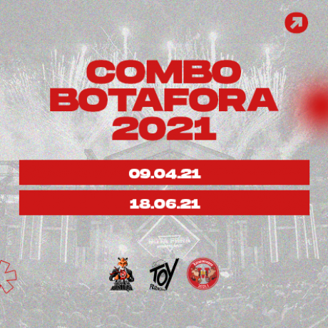 Bota Fora - Lote Combo 2021