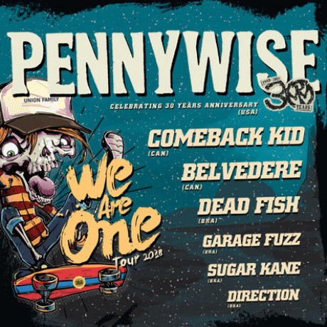 We Are One Tour 2018 - São Paulo