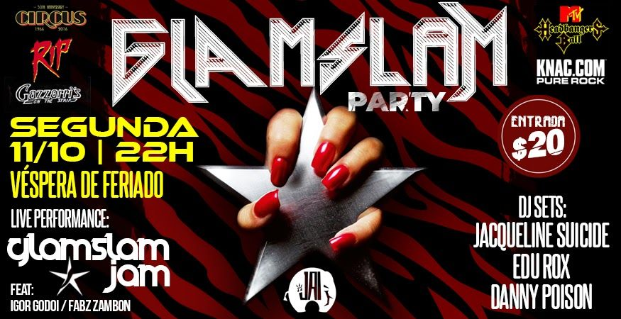 GlamSlam Party