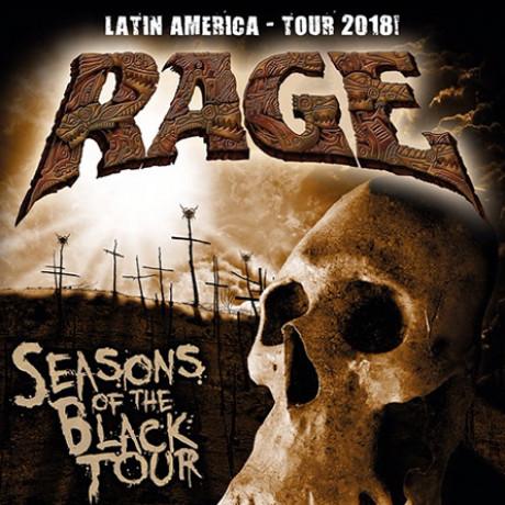 Rage - São Paulo