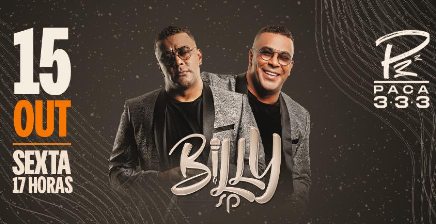 Billy SP - 15/10