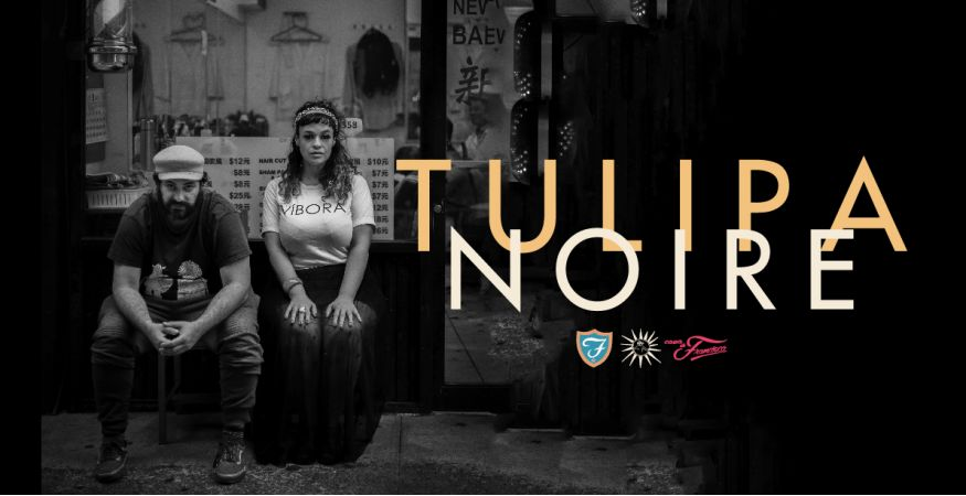 TULIPA NOIRE - QUI 04/11 (abertura da casa 20h)