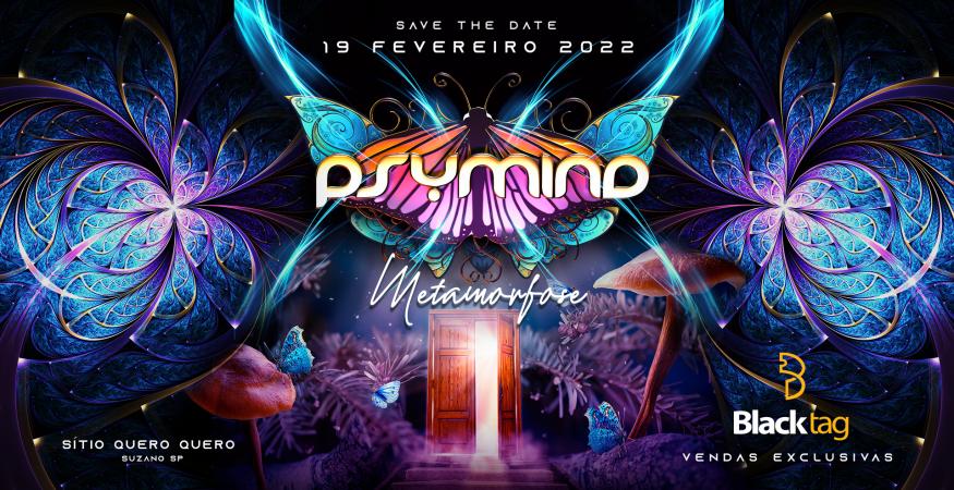 PSYMIND - METAMORFOSE 2022