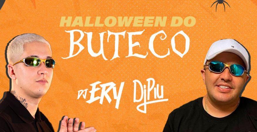30/10 | Halloween do Buteco Universitário