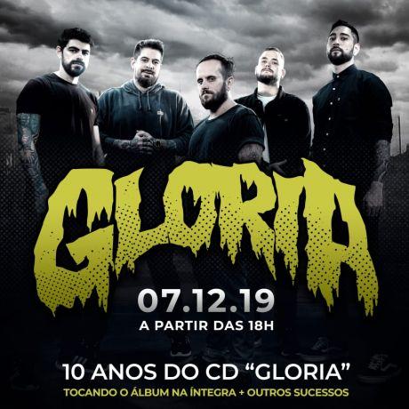 Gloria em Porto Alegre