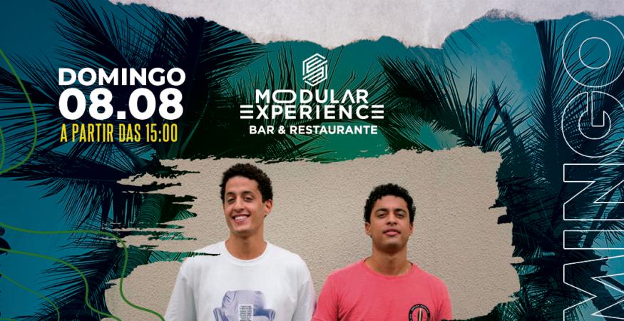 Modular Experience | Domingo (08/08)