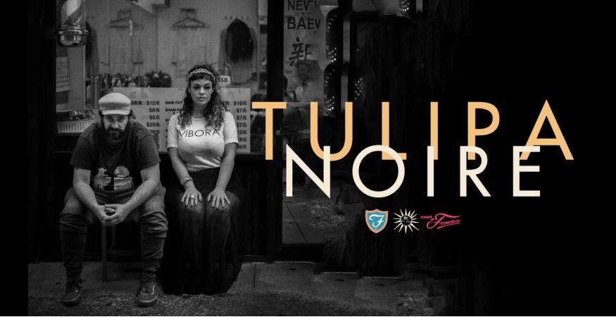 TULIPA NOIRE - QUA 03/11 (abertura da casa 20h)