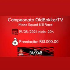 Campeonato OldBakkarTV modo SQUAD KILL RACE