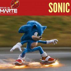 Sábado (25/07) - 19:00   Sonic (DUB)