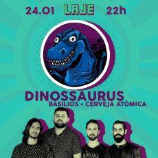 Dinossaurus na LAJE