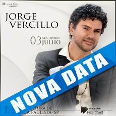 Jorge Vercilo em Bragança Paulista