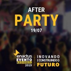 AFTER PARTY ENEB 2019 (Empowered by Amstel)