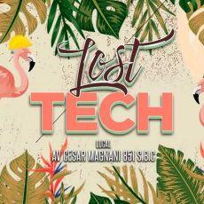 Lost Tech convida Mandraks long set 3 horas