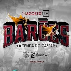 Barões 20 anos l A Tenda do Gaspar!