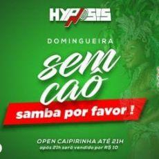 Domingueira SEM CAÔ - samba Por Favor