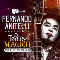 Fernando Anitelli Apresenta o Teatro Mágico Voz e Violão Em São Paulo/SP