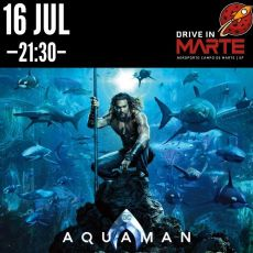 Quinta (16/07) - 21:30   Aquaman (LEG)
