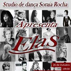 Estudio de dança Soraia Rocha apresenta: Elas