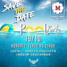 Pool Party Engenharia + Química MACKENZIE 2020.1