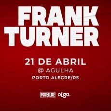 Frank Turner em Porto Alegre/RS