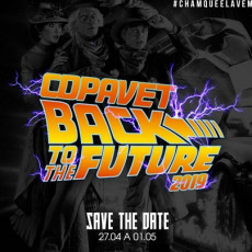 Copavet back to the future 2019 - Delegação UFMG