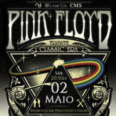 Pink Floyd Classic Era - Santa Rita do Sapucaí
