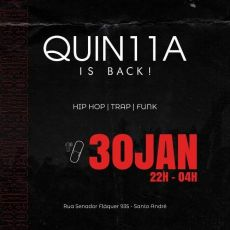 Quin11a is Back