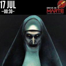 Sexta (17/07) - 00:30   A Freira (DUB)