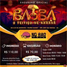 Excursão oficial Baoba - No Bad Trip